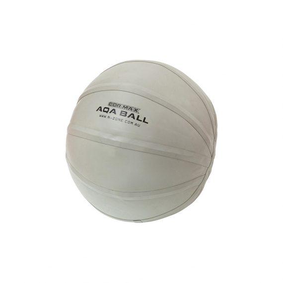 Cormax AQA Ball 50cm para fortalecer core gris