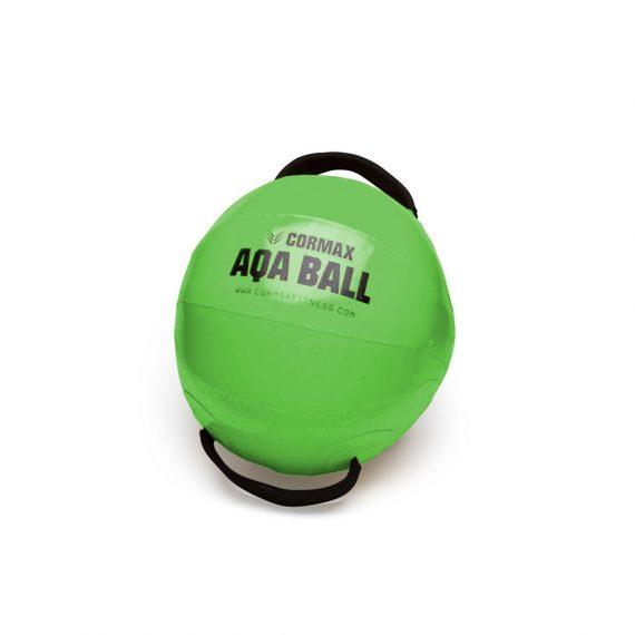 Cormax AQA Ball con asas 40cm para entrenamiento del core