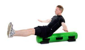 Utilización de Cormax Fitness para entrenamiento funcional trabajo de core y rehabilitacion fisioterapia