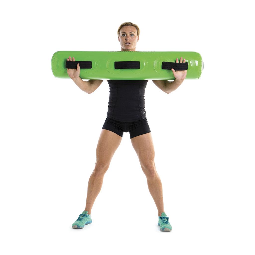 Entrenamiento funcional para fortalecer el core con Cormax Fitness Commander